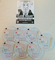 DVD BOX SET - Classic Taggart The Mark McManus Collection 7 DVD Set PAL UK R2