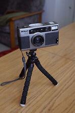 Mini portable night shoot tripod fit Leica CM Minilux Nikon 28 ti camera zoom