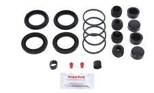 Front L & R Brake Caliper Seal Repair Kit for Iveco Daily 2006-2013 (4891)