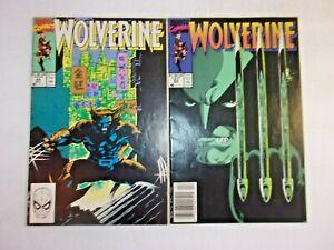 WOLVERINE #23 & #24  MV06
