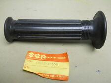 Suzuki NOS DS100, DS185, GS300, GS450, GS750, Left Grip, # 57211-28600   S-3