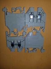 Schneider Electric100x  Screw Clamp Block 2.5mm2  AB1 VV235U  Made In Germany