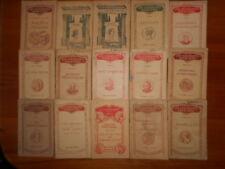 LOT 15 Livres LES CLASSIQUES POUR TOUS SHAKESPEARE MOLIERE VIRGILE PASCAL ETC...