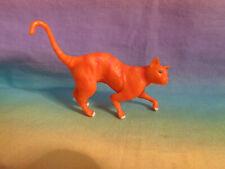 Orange Dollhouse Pet Kitty Cat Figure