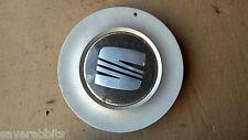 """Seat ibiza MK3 02-08 15"""" split cinq roue alliage centre hub cap cover trim 1"""