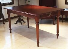 Suter'S Virginia Cherry Blue Ridge Farm Table Retail $2210 Dining Harvest