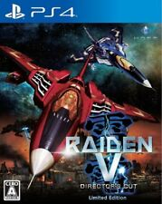 Sony PS4 Japan Raiden V Director's Cut Limited Edition Japan Ver. from Japan