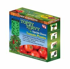 Topsy Turvy Upside Down Tomato Planter - Grow up to 30 lbs. As Seen On TV - 2 PK