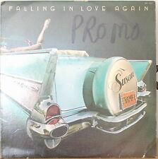 SUSAN: Falling in Love Again-NM1979LP EMBOSSED COVER PROMO