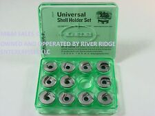 LEE Press Shell Holder Set of 11 Also Fit Lyman RCBS Hornady New In Box #90197