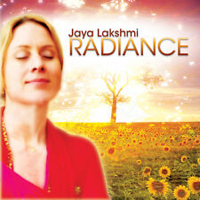 JAYA LAKSHMI Radiance CD NEU / New Age / Ambient / Yoga / Chillout