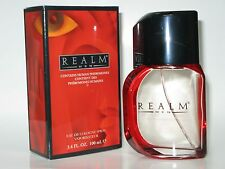 Five Star Fragrance Realm Men Eau De Cologne 3.4 oz / 100ml EDC NIB Sealed