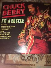 Chuck Berry-I'm a rocker  LP 1970
