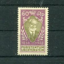 Liechtenstein - N.85 - Kw (14381-3)