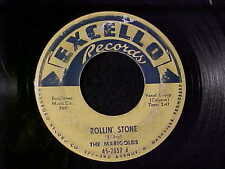 MARIGOLDS Rollin Stone/Why Don't You RARE R&B ROCKER.DOO-WOP 45 EXCELLO Hear
