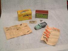 SCHUCO U.S. ZONE OF GERMANY VARIANTO-LASTO PICK-UP 3042 W/GARAGE & BOX, 3010G