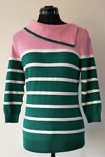 NEW REVIEW 'Green With Envy' Jumper - Size 12
