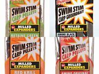 Dynamite Baits Swim Stim Milled Expander Groundbait Range