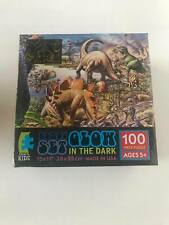 DINOSUARS - Ready Set Glow In The Dark Puzzle