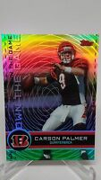 CARSON PALMER BENGALS 2007 TOPPS OWN THE GAME FOOTBALL CARD #OTG-CP