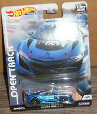 New 2019 Hot Wheels Premium Car Culture Open Track Acura NSX GT3