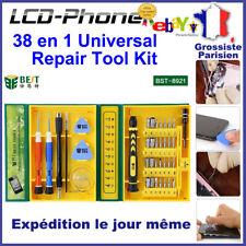 38 en 1 Universal Repair Tool Kit Réparation de téléphone portable Outils - BEST