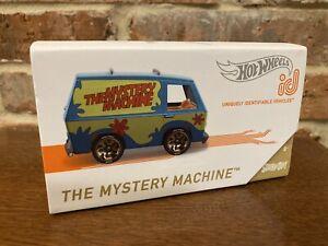 Hot Wheels, The Mystery Machine ID, Scooby Doo