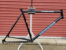 NOS 90's Mongoose Threshold Bicycle Frame...Cromoly...MB...Bike....20 Inch Frame