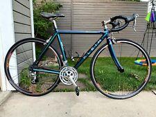 Klein Quantum road bike 52cm Purple Haze Shimano 105 Rolf Vector Flite Titanium