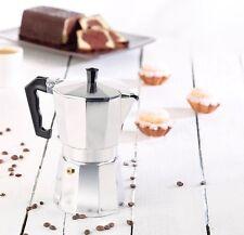Kaffeebereiter Espressokocher Cafetera Mokkakanne für ca. 6 Portionen Espresso