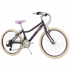 Raleigh Chic 24 Kids 18 Speed Alloy Bike Cycle Bicycle 2019 Girls Plum
