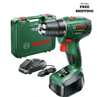 Bosch Drill 18V Power 1.5Ah LI-2 Cordless Combi Drill Lithium-Ion 1 Battery SET