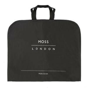 Moss London Waterproof Luxury Men Travel Suit Clothes Carrier Cover Garment Bags