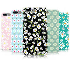 DAISY PATTERN COLLECTION HARD MOBILE PHONE CASE COVER FOR APPLE IPHONE 7 PLUS