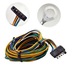STANDARD 25 FT BOAT TRAILER WIRING HARNESS (5 PRONG)