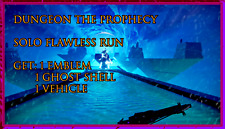 The Prophecy Solo Flawless PS4