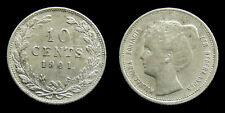 Netherlands - 10 Cent 1901