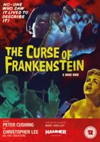 Nuovo The Curse Of Frankenstein DVD