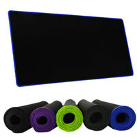 Oversized 600*300 *2mm PC Laptop Computer Rubber Gaming Mouse Pad Mat Portable