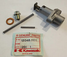 Tendicatena automatico - Tensioner-Assy - Kawasaki ZX600 NOS: 12048-1105