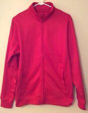 NEW Champion Adult Mens Zipper Red Sweatshirt Jacket Medium