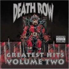 Va-Death Row Greatest hits vol.2 2pac Dr Dre 2cd Nouveau neuf dans sa boîte