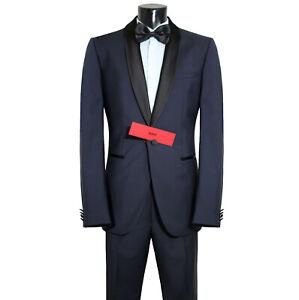 HUGO by HUGO BOSS Anzug Smoking C-Sky / C-Gala Gr. 102 *NEU*