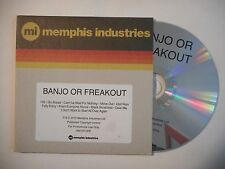 BANJO OR FREAKOUT : 105 / GO AHEAD ▓ CD ALBUM PORT GRATUIT ▓