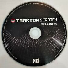 Traktor Scratch Control Disc - MK2 Timecode - Pair