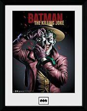 Kiling Comic Batman broma retrato DC Comics Enmarcado Poster Print 40x30cm 12x16 en