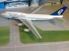 Herpa PREMIUM Air New Zealand Boeing 747-400 ZK-SUH 1/200 scale model