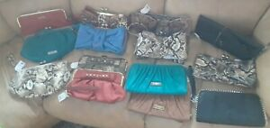 NWT JESSICA SIMPSON CLUTCH PICK YOUR STYLE/COLOR