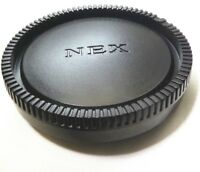 Camera Body cap cover for Sony NEX E mount cameras NEX-5N 5R A7 R ILCE 6000 3500