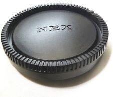 Camera Body cap cover for Sony NEX E mount cameras NEX-5N 5R A7 R ILCE 6000 3500